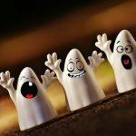 幽霊の代表的な認識の仕方【見る・聴く・感じる】