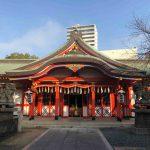 大阪最強の縁結び神社!玉造稲荷神社に行ってきた