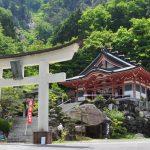 昇仙峡と夫婦木姫の宮神社【パワースポット】